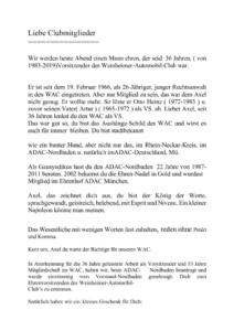thumbnail of Laudatio für Axel Schüssler